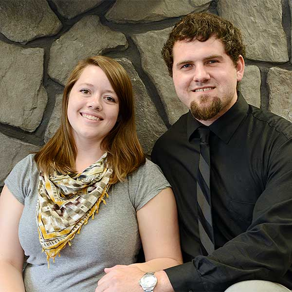 Fred & Jessica Conklin - Admissions Representatives